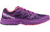 Salomon Sonic Aero Trailrunning Shoes Women cosmic purple/azalee pink/madder pink